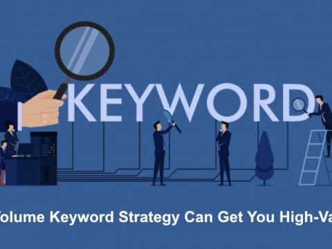Low Volume Keyword strategy