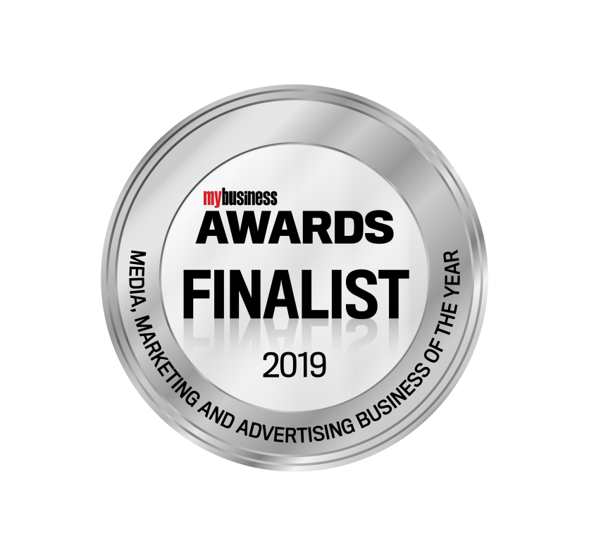 My Business Awards Finalist 2019