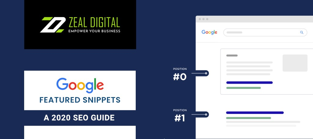 SEO Guide 2020 - Featured Snippet