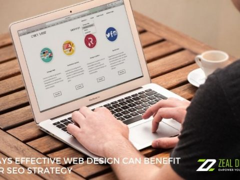 effective web design benefit