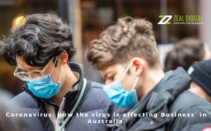 How the Virus is affecting Business in Australia