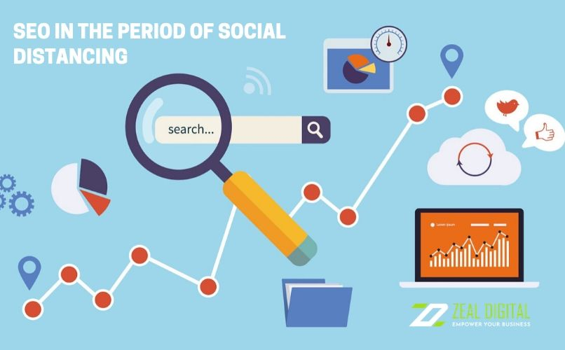 SEO in Period of Social Distancing