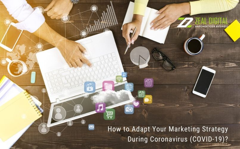 During Coronavirus - Marketing Strategy