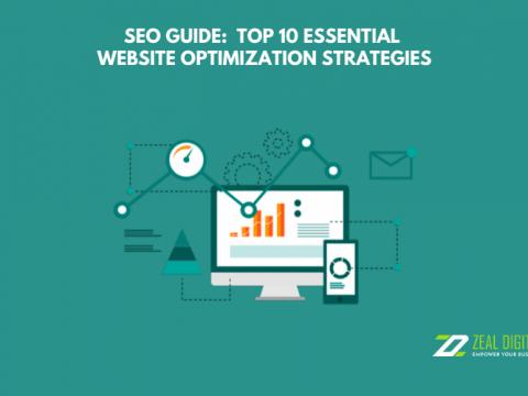 Website optimisation Strategies