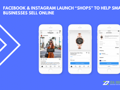 "Facebook & Instagram Launch ""Shops"""