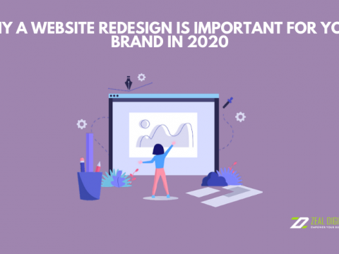 Why a Website Redesign Is Important for Your Brand in 2020?