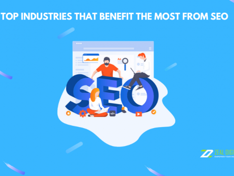 Top industries that benefit the most from SEO