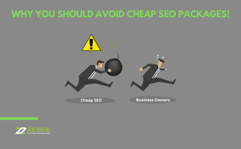 Why You Should Avoid Cheap SEO Packages