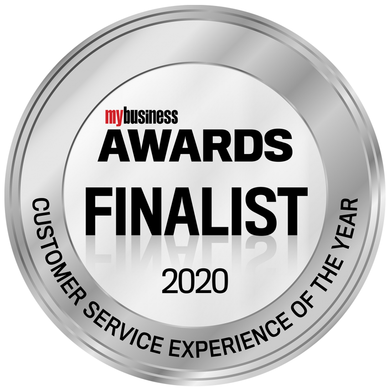 My Business Awards Finalist 2020
