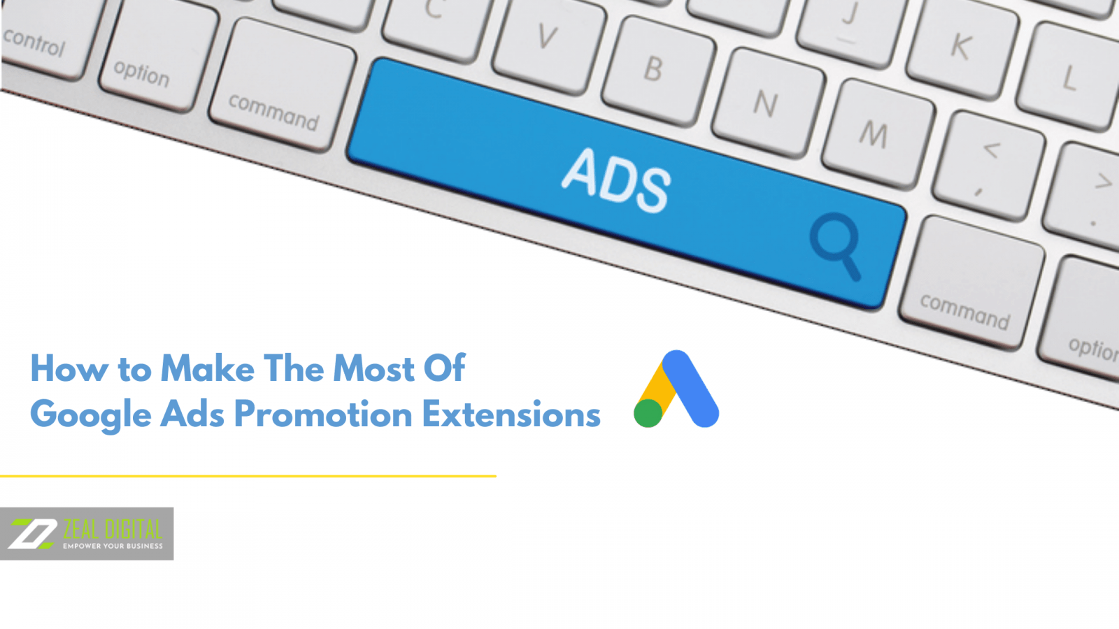 How to Make The Most Of Google Ads Promotion Extensions