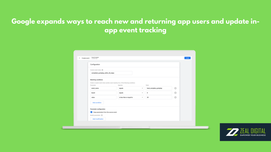 Google has developed many new features that help app developers to reach out to their target audience and make their brand a success.