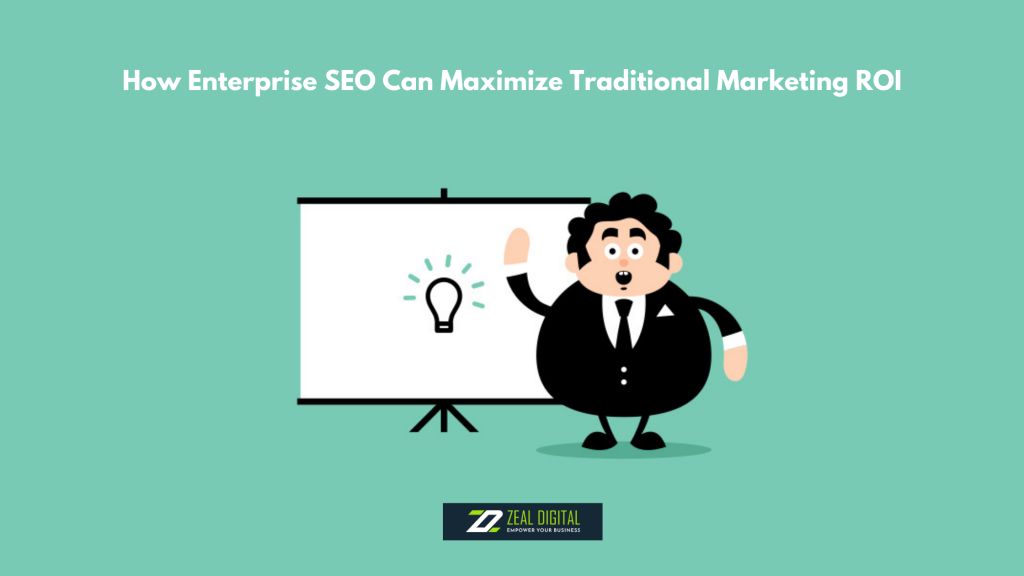 There are various ways through which you can use enterprise SEO to improve your traditional marketing campaigns. The best SEO Experts in Sydney can help you to archive your marketing goals in the following ways.