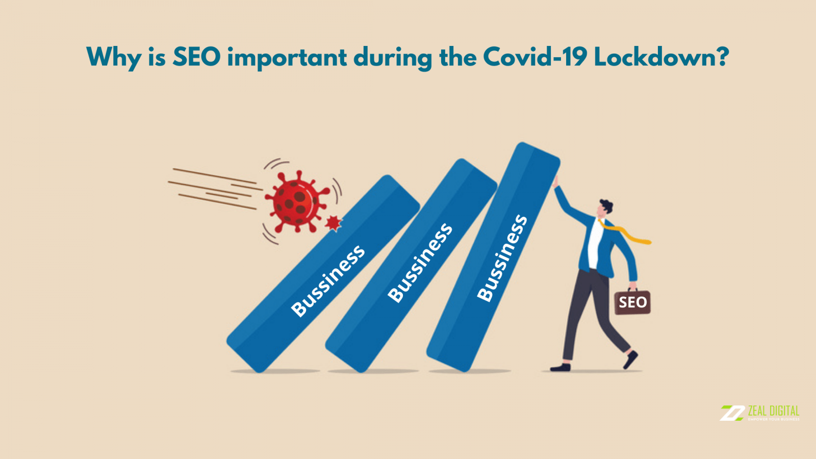 It's 2021 now, and not having a digital footprint of your business will only hurt your establishment in the long run. That is why you must harness the full potential of SEO and digital marketing to sustain a profitable business during this pandemic.